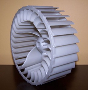Difficult Injection Molding Conditions - Consumer Product Fan - 3 Weeks