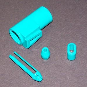 Polypropylene Medical Disposable Rapid Plastic Prototypes