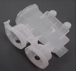 Injection Molded Polypropylene  Plastic Prototype | Aluminum Tooling