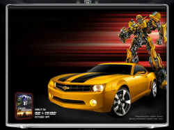 2010 Camaro Bumblebee | Picture From worldcarfans.com