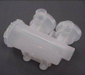 Injection Molded Polypropylene Plastic Part